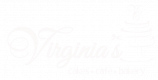 Virginia's Cakes Cafe & Bakery Logo